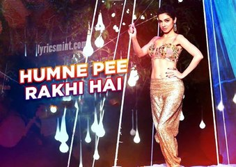 Humne Pee Rakhi Hai - SANAM RE - HD 1080p - BY SAM MUSIC