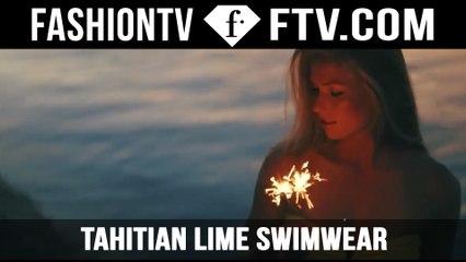 Behind The Scenes Tahitian Lime Swimwear - Island Myth | FTV.com