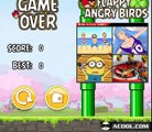 Flappy Angry Birds - Angry Birds Remake Flappy Bird