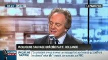 """Le parti pris d'Hervé Gattegno: Affaire Jacqueline Sauvage: """"Le président de la République a pris une décision juste"""" - 01/02"""