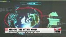 South Korea keeps close tabs on Pyongyang′s move nnSouth Korea keeps close tabs
