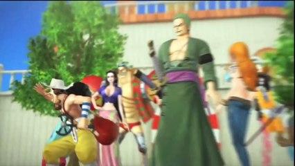 One Piece: Pirate Warriors 2 - Launch Trailer