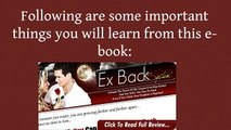 Pull Your Ex Back Review - Pros and Cons of How to Get Your Ex Back Revealed