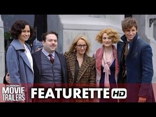 Fantastic Beasts and Where to Find Them 'Featurette' - Harry Potter Spin-Off [HD]