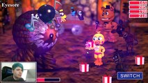 FNAF World | SEA MONSTER ATTACK!! #3 - video dailymotion