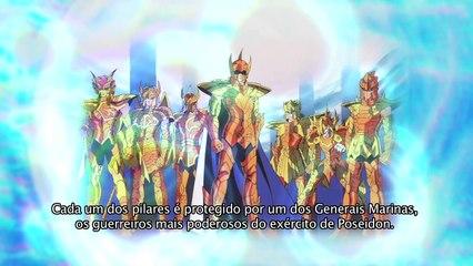 Saint Seiya Brave Soldiers Trailer (Portuguese)