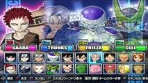 Battle Stadium D.O.N : Gaara VS Personajes Secretos - Nadie Parara Mi Arena