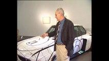 BMW Milestone 3 BMW 3.0 CS, BMW 3.0 CSi, 3.0 CSL - Interview Frank Stella