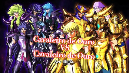 Saint Seiya Brave Soldiers TGS 2013 Trailer (Portuguese)
