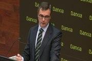 Bankia gana 1 040 millones en 2015, un 39,2% más