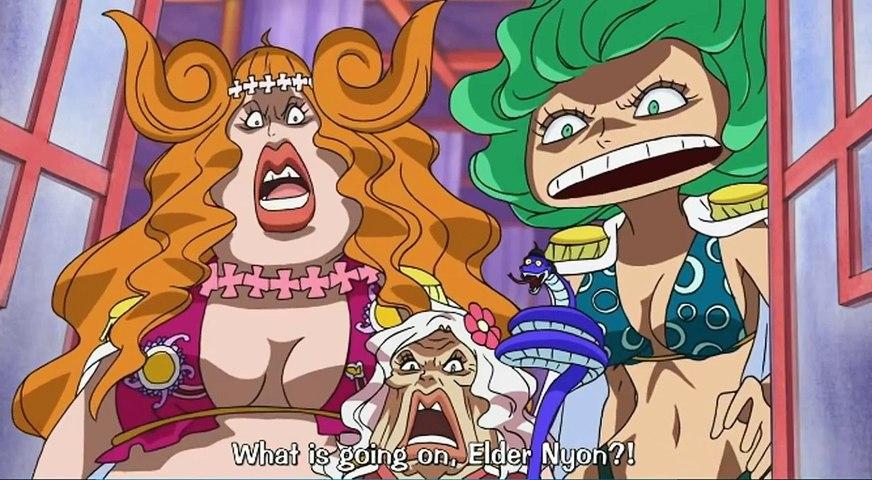 One Piece - Love Hurricane !