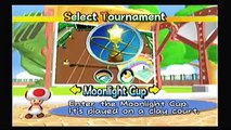 Lets Play Mario Power Tennis - Episode 8 - A Ghastly Championship (Moonlight Cup Singles)