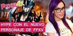 El Píxel 4K: Nuevo personaje en Final Fantasy XV