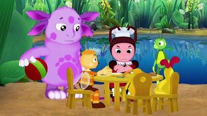 Лунтик и его друзья - Пирожки