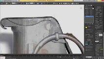 Grenade Tutorial Modeling & Uv Layout Clip4-10