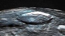 NASA : Survolez Cérès, la plus petite planète naine du système solaire !
