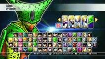 Dragon Ball Raging Blast 2 : Cell VS Guerreros Z (Goku, Gohan, Vegeta, Trunks, Piccolo) SUPER CELL