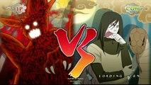 Naruto Shippuden: Ultimate Ninja Storm Generations [HD] - NINE TAILED NARUTO Vs Orochimaru