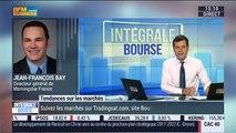"""Les tendances sur les marchés: """"Les marchés restent assez fébriles"""", Jean-François Bay - 01/02"""