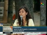 Dice ministra Freitez que Venezuela transforma su modelo productivo