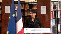 [ARCHIVE] Plan bibliothèques ouvertes : discours de Najat Vallaud-Belkacem