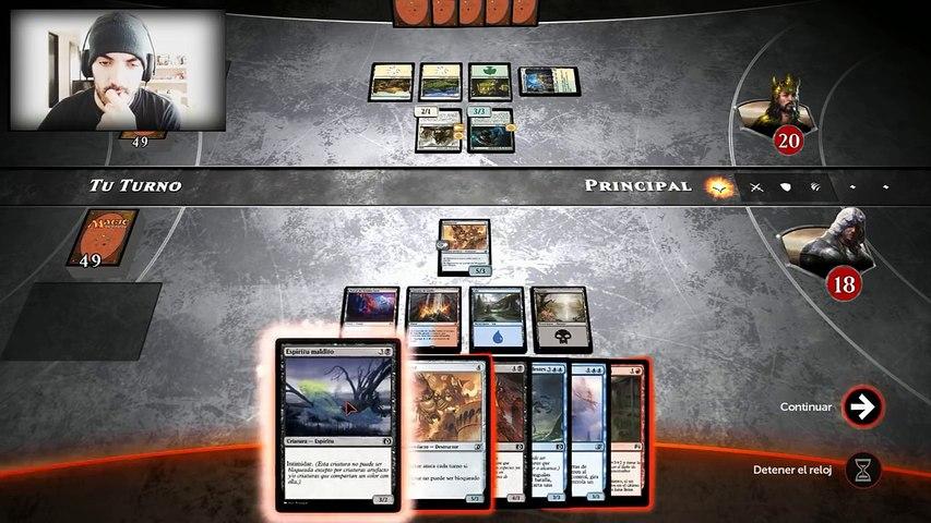 ¡HUMILLADO! - Magic Duels   iTownGamePlay