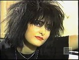 SIOUXSIE & THE BANSHEES – Siouxsie i/v ('The New Music' show, MuchMoreMusic channel, Canadian TV, Nov 1981)