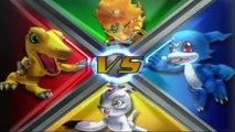 Digimon Rumble Arena 2: Agumon Reventara A Malomyotismon - Agumon Historia #2