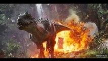 Jurassic World avec et sans trucage : la vidéo dans les coulisses des effets spéciaux !
