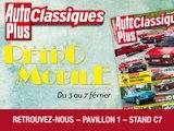 Auto Plus Classiques au salon Rétromobile 2016 !