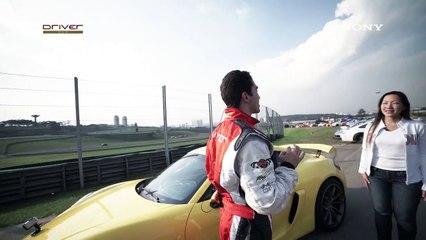 Driver Cup - Desafio Action Cam