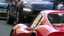 Car Spotting in Hollywood No Way Sick Lambo