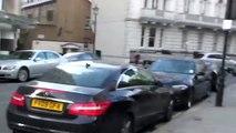 Car Spotting London No Way Sinister Aventador