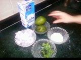 Avocado smoothie  ( Cooking With Fouzia )