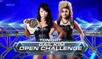 Madison Rayne vs Gail Kim   TNA