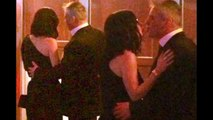 Are Courteney Cox and Matt LeBlanc more than just Friends? Former co-stars get close at cast reunion