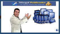 Presentacion MegaPublicador en Grupos de Facebook Evergito