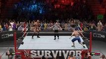 WWE 2K15 - The Rock vs John Cena   PS4 Gameplay