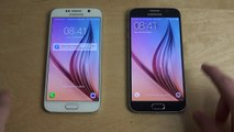Samsung Galaxy S6 Android 6.0 Beta vs. Samsung Galaxy S6 Android 5.1.1 Comparison Review!