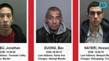 Details Of Escaped Inmates Days On The Lamb Emerge