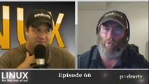 Linux For The Rest Of Us #66 - Podnutz Tech Podcast - 5 / 6