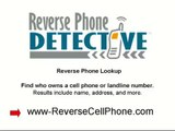 Reverse Phone Lookup | Cell Phone Number Search | Reverse Phone Detective