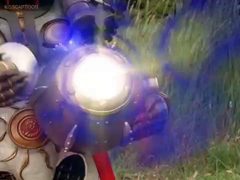 Power Rangers Ninja Storm e015 - The Samurai's Journey Part 1