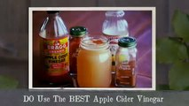 apple cider vinegar benefits   apple cider vinegar   best natural diuretics weight loss