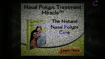 Does Nasal Polyps Treatment Miracle really work cure nose cancer ?