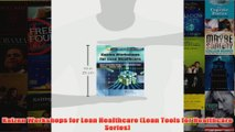 FREE PDF  Kaizen Workshops for Lean Healthcare Lean Tools for Healthcare Series FULL DOWNLOAD