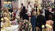 Quen Elizabeth II and US president Barack Obama State Banquets
