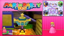 Mario Party DS - Story Mode - Part 68 - Kameks Library (2/2) (Peach) [NDS]