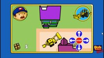 Bob the Builder Scoops Deliveries Animation Sprout PBS Kids Game Play Walkthrough