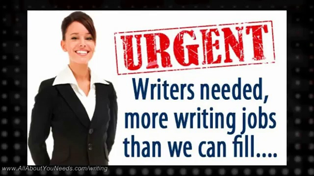 The Real Writing Jobs Opportunities | Freelance Writers | Freelance Writer Jobs